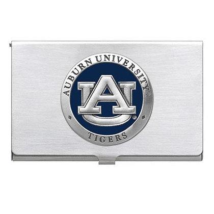 Auburn University Business Card Holder - copyright