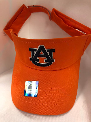 Auburn University Orange Visor