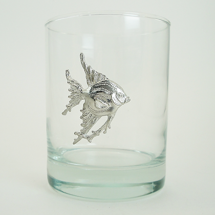 Tropical Fish Tumbler 14 oz copyright by Maurice Milleur