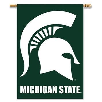 Michigan State Spartan Banner