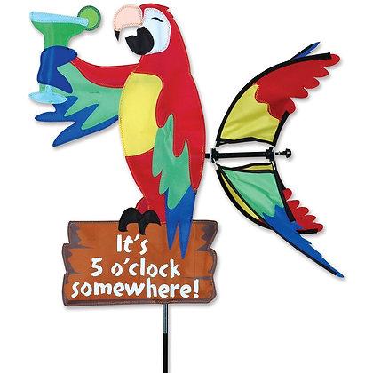 """Island Parrot Spinner 20"""""""