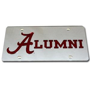 Alabama A Alumni Tag