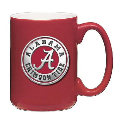 UNIVERSITY OF ALABAMA COFFEE MUG 15 oz-Copyright