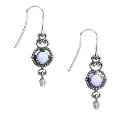 Silver Adventure with Dangle Earrings