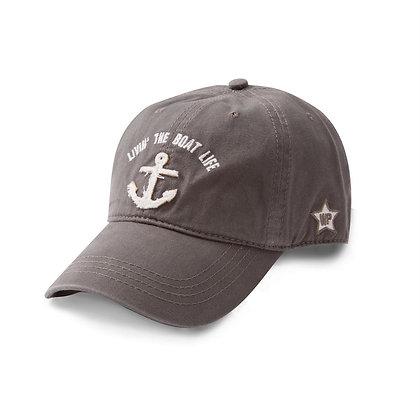 Livin the Boat Life Cap