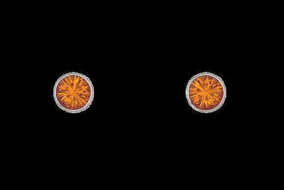 Annaleece By Devries Topaz Essentials Earrings