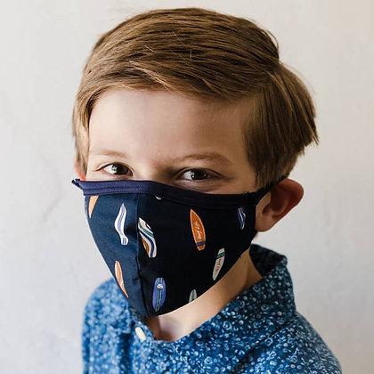 Surf's Up Children's Face Mask