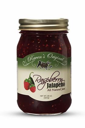 Raven's Original Raspberry Jam