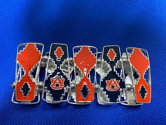 Auburn Aztec Stretch Bracelet