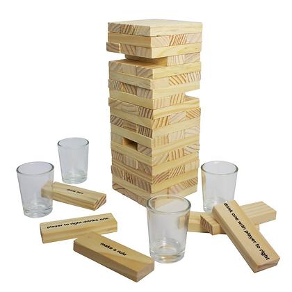 Drunken Tower Drinking Game