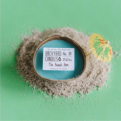 The Beach Bum Candle
