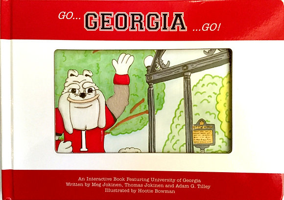 University of Georgia Children's Book