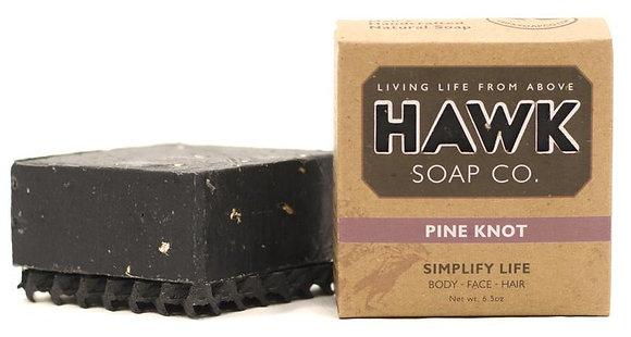 Hawk Soap Co. - Pine Knot - Soap for Men