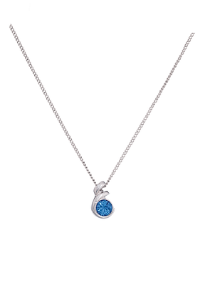 Annaleece By Devries Sapphire Essentials Necklace