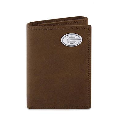 University of Georgia Tri Fold Wallet