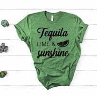 Tequila, Lime & Sunshine Tee