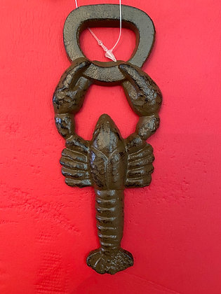 Crawfish Bottle Opener