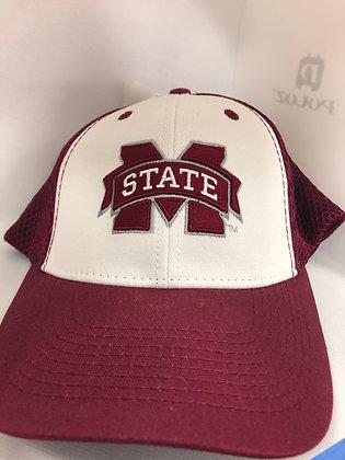Mississippi State Mesh Cap