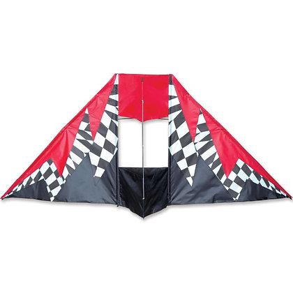 6.5ft Box Delta Kite - Opt Art