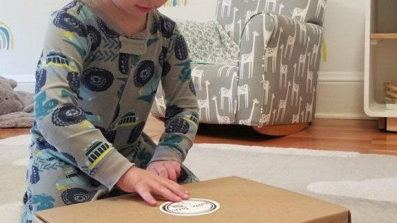 Surprise Little Folk Box needing shipping