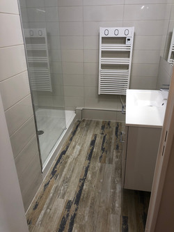 Salle de bains sur Angers
