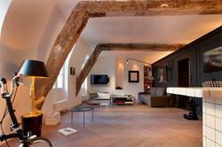 Aménagement de combles (Saumur)