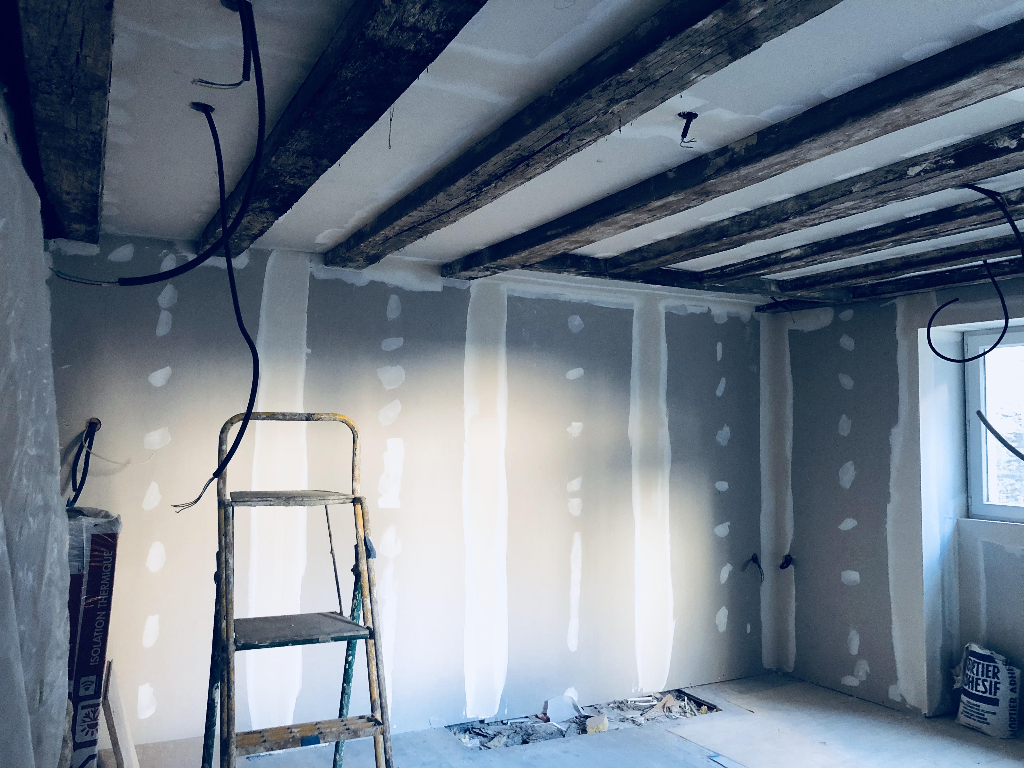 Réhabilitation immeuble Angers