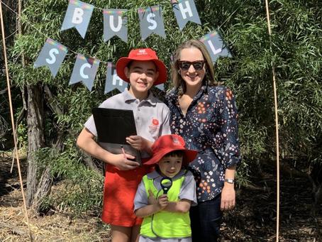 Bush School Launch @ Hollywood