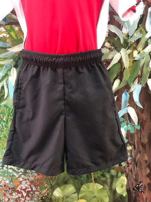Hollywood Slate Grey Shorts