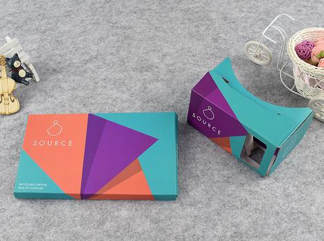 VR Google Glasses