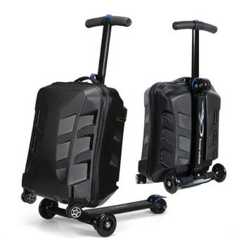 Luggage stroller