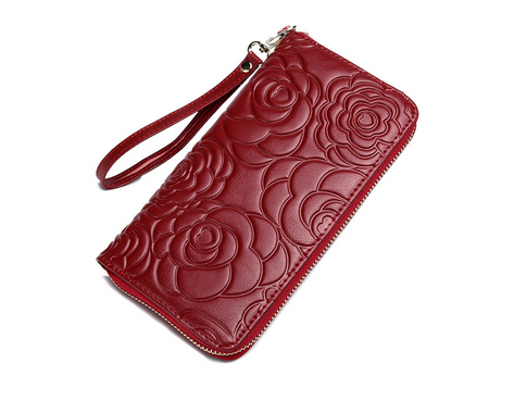 pu leather pouch
