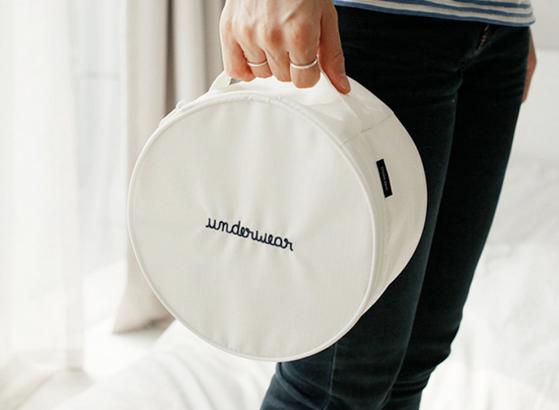 Travel underwear bag