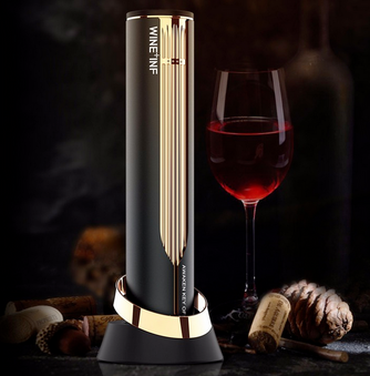 Golden Auto wine opener