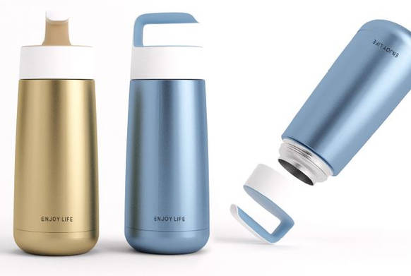 MOCA Stainless Steel Thermos
