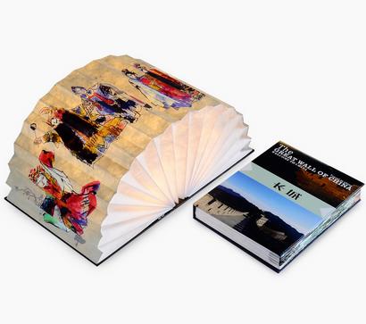 Creative Portable reading lamp