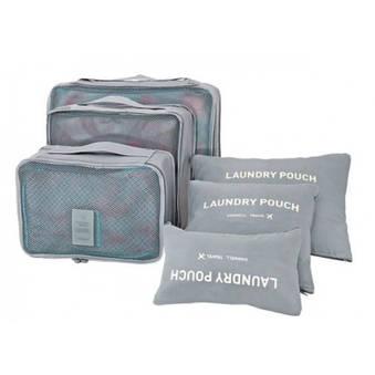 travael pouch set(6pcs)