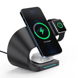 4in1 Magsafe Wireless charger (phone+airpod +iwatch)