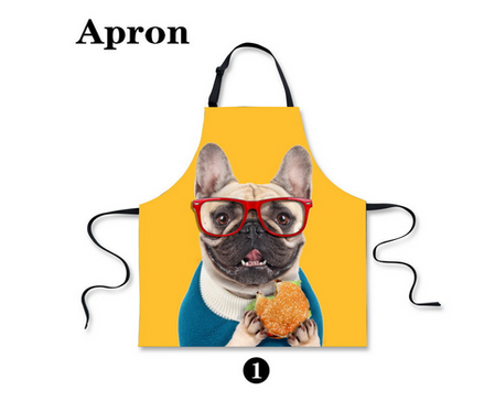 Colorful Apron