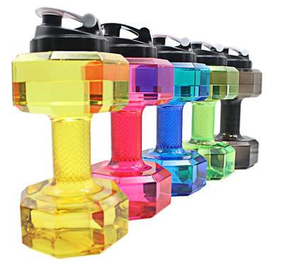 Dumbell Gym Bottle