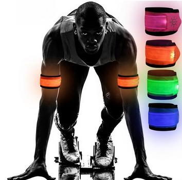LED foldable Wristband