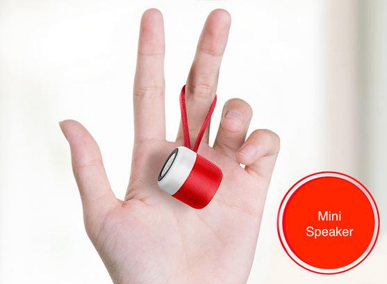 Bluetooth minispeaker
