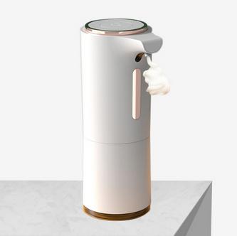 Golden auto soap dispenser