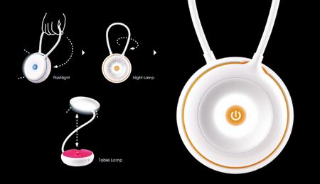 Adjustable LED Lamp