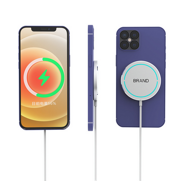 Magnetic 15W fast speef wireless charger