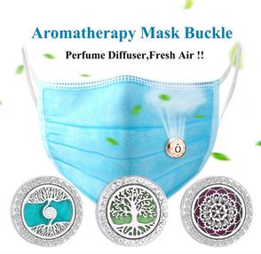 Armoatherapy Mask Buckle