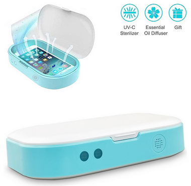 Mutli-function sterilizer + wirless charging