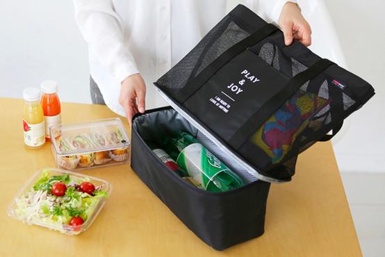 Shopping bag + Cooling bag