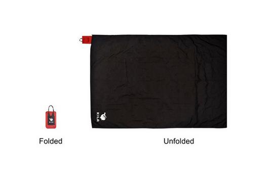 Small foldable wateproof beach mat