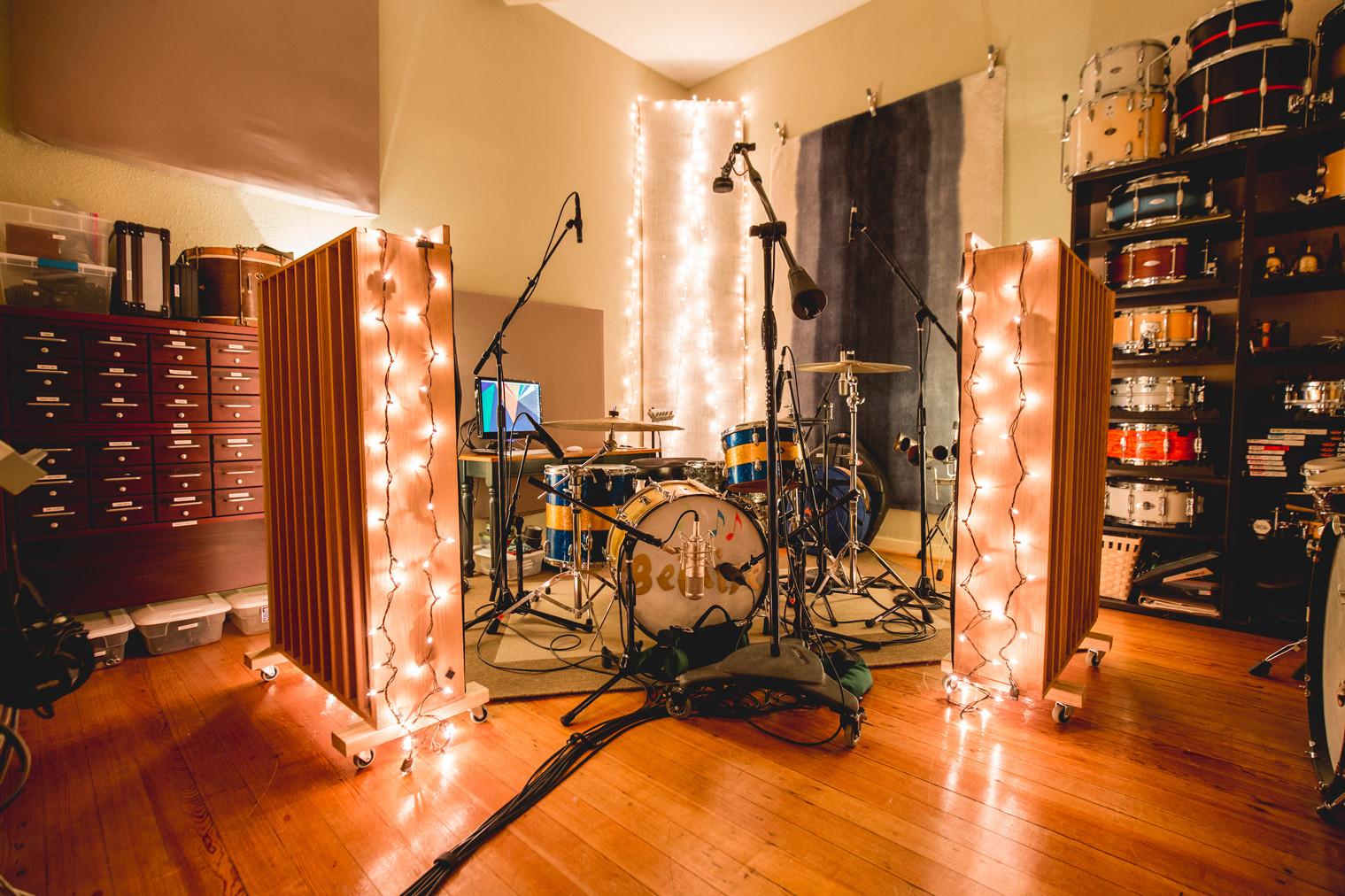 Gooddannys Studio Recording Wiring Tracking